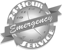 Air Conditioning Companies Companyin Fresno TX - Courtesy AC and Heating - grey-badge