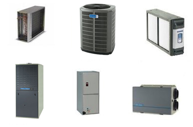 HVAC Equipment - Houston, Texas | Courtesy Air Conditioning & Heating - products_copy